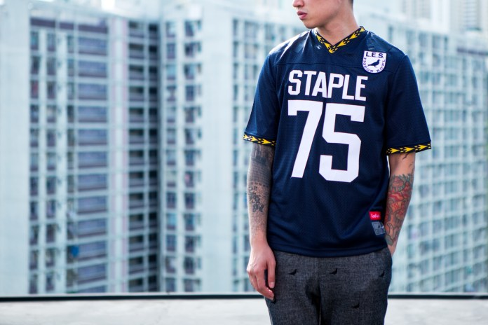 "Staple 2014 Fall/Winter ""Flight Theory"" Collection"