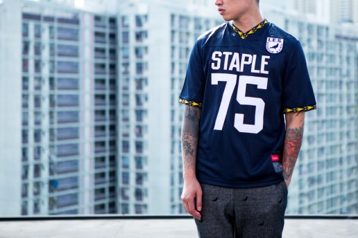 """Staple 2014 Fall/Winter """"Flight Theory"""" Collection"""