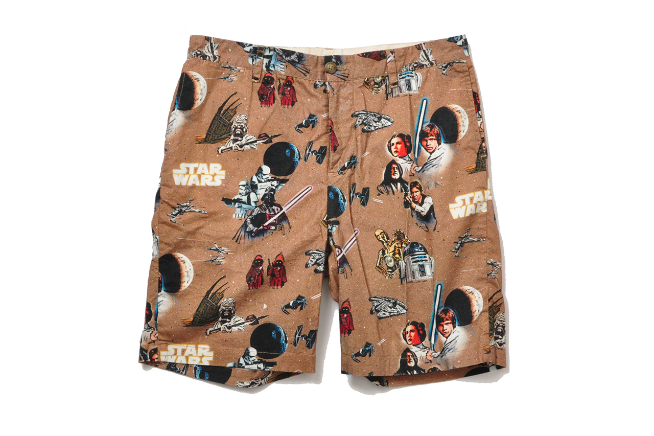 Star Wars x XLARGE 2014 Fall Collection