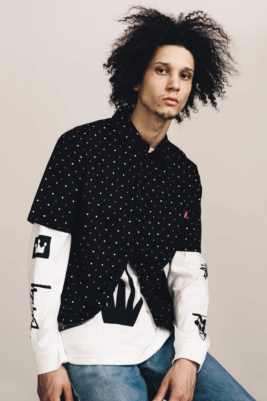Stussy 2014 Fall Lookbook