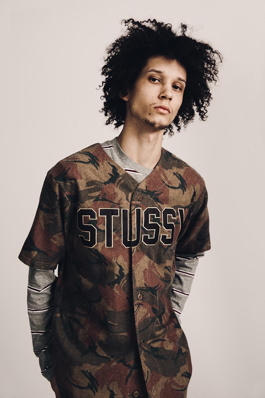 stussy 2014 fall lookbook 2