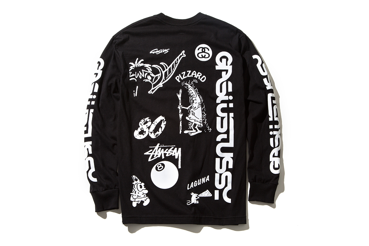 http://hypebeast.com/2014/8/stussy-x-gasius-2014-fall-winter-capsule-collection