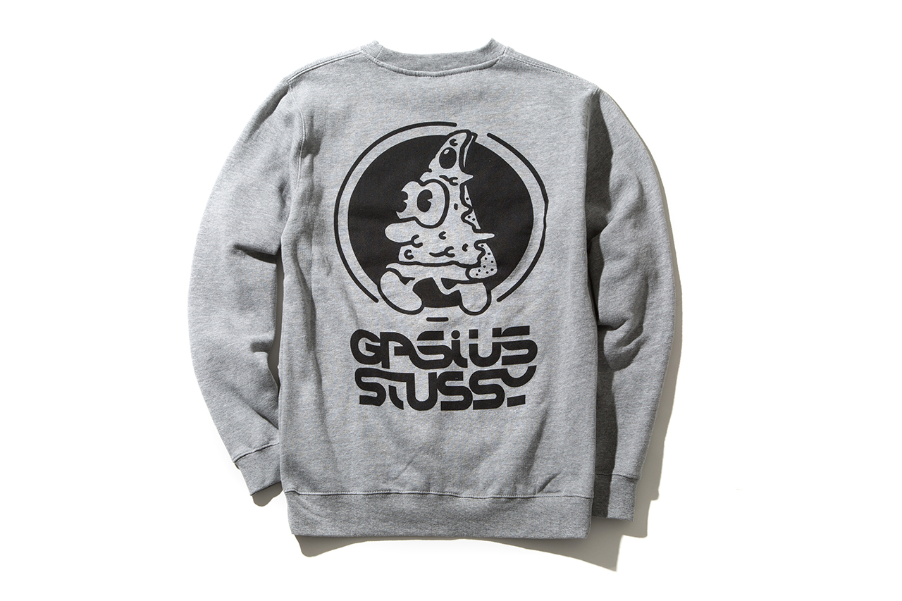 Stussy x Gasius 2014 Fall/Winter Capsule Collection