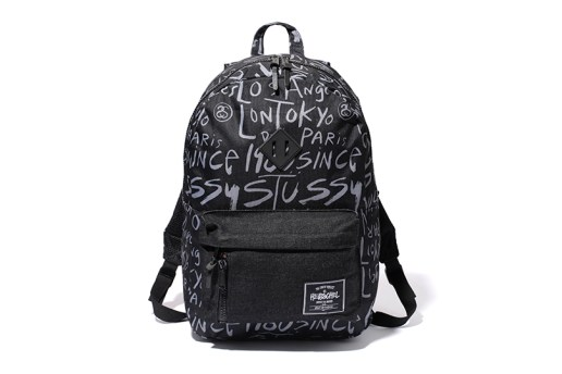 "Stussy x Herschel Supply Co. 2014 Fall ""Cities"" Collection"