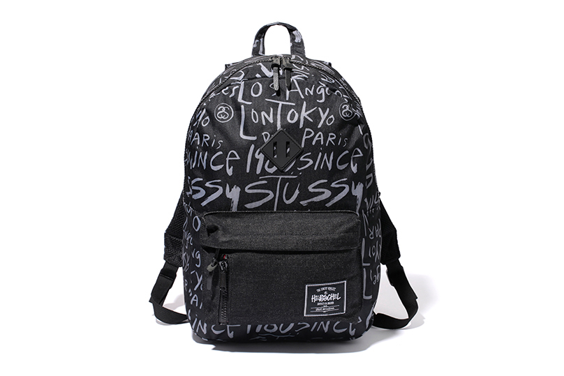 stussy x herschel supply co 2014 fall cities collection