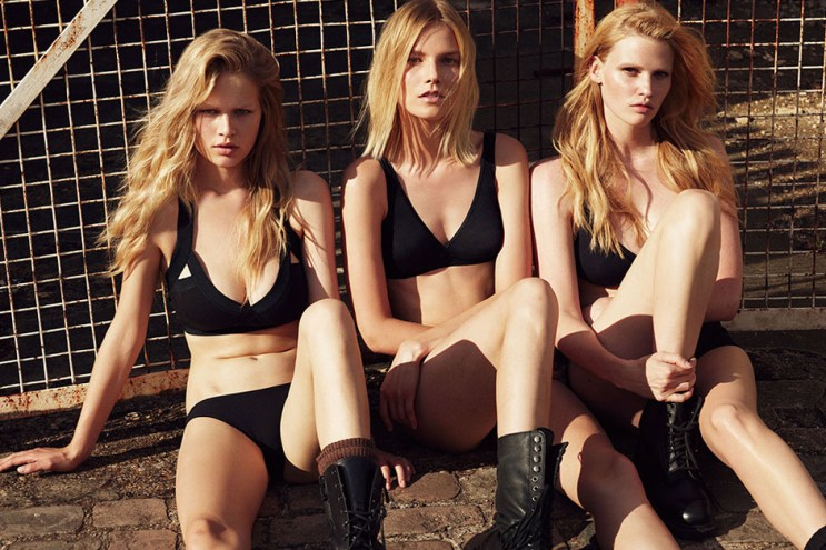 """""""Super Normal Super Models"""" by Mert & Marcus for W Magazine"""