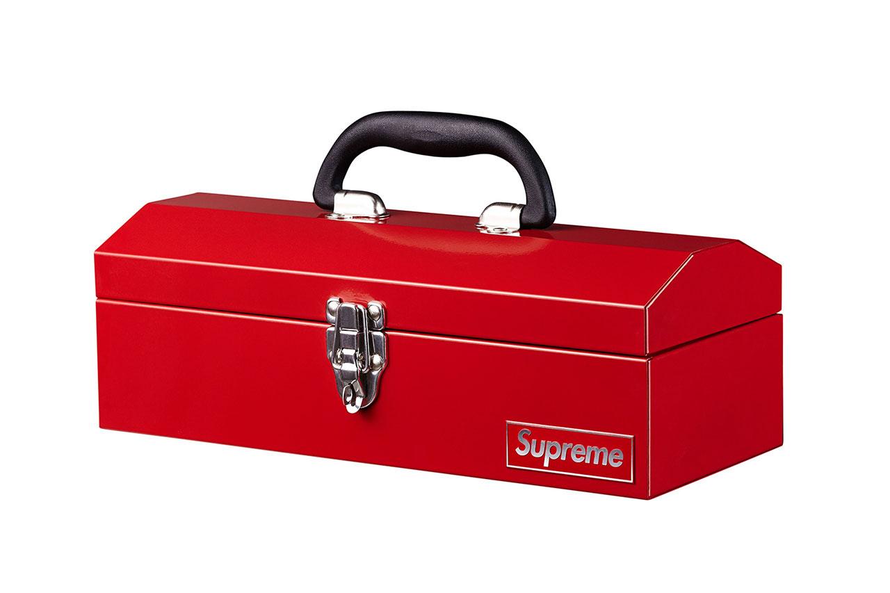 supreme 2014 fall winter accessories collection