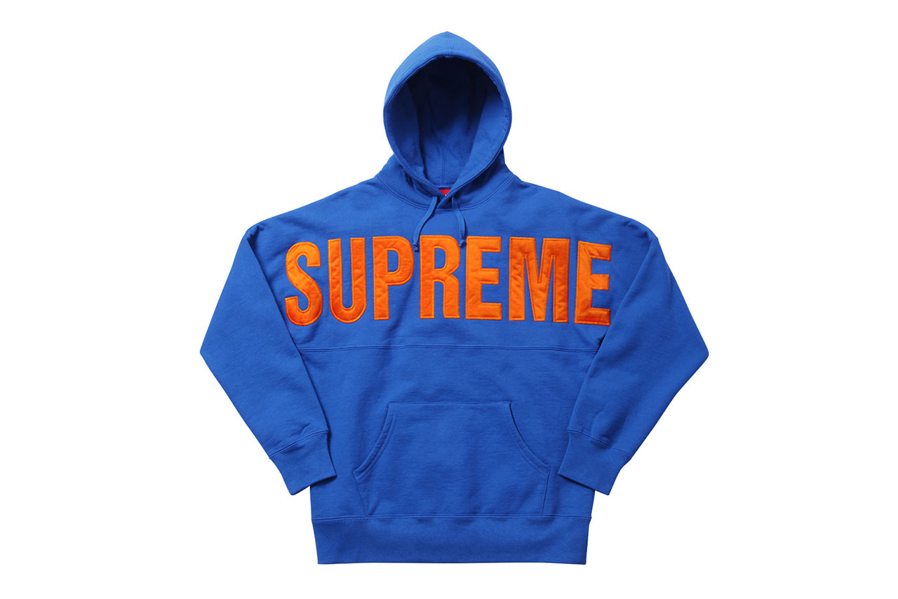 Supreme 2014 Fall/Winter Apparel Collection