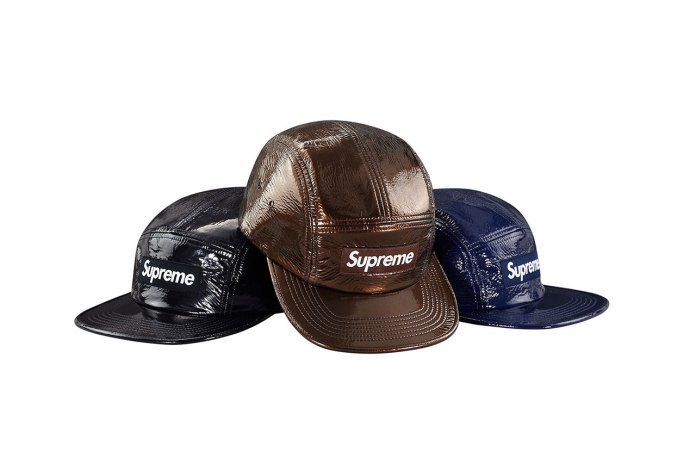Supreme 2014 Fall/Winter Headwear Collection