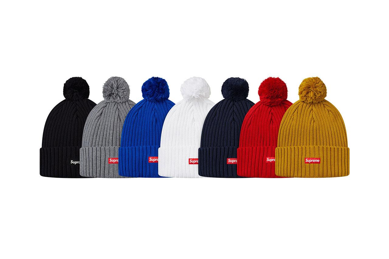 Supreme 2014 Fall/Winter Headwear Collection