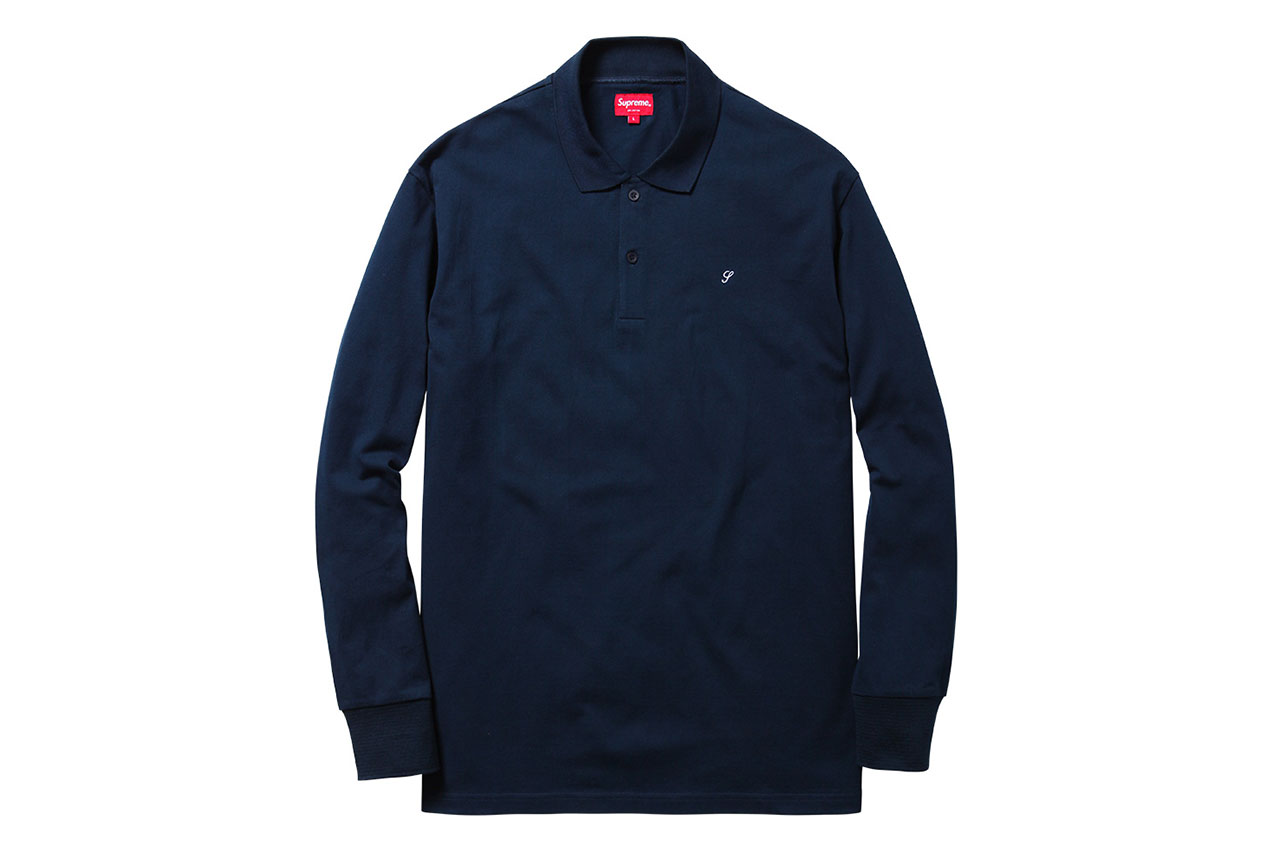 Supreme 2014 Fall/Winter Knits & Button-Down Collection