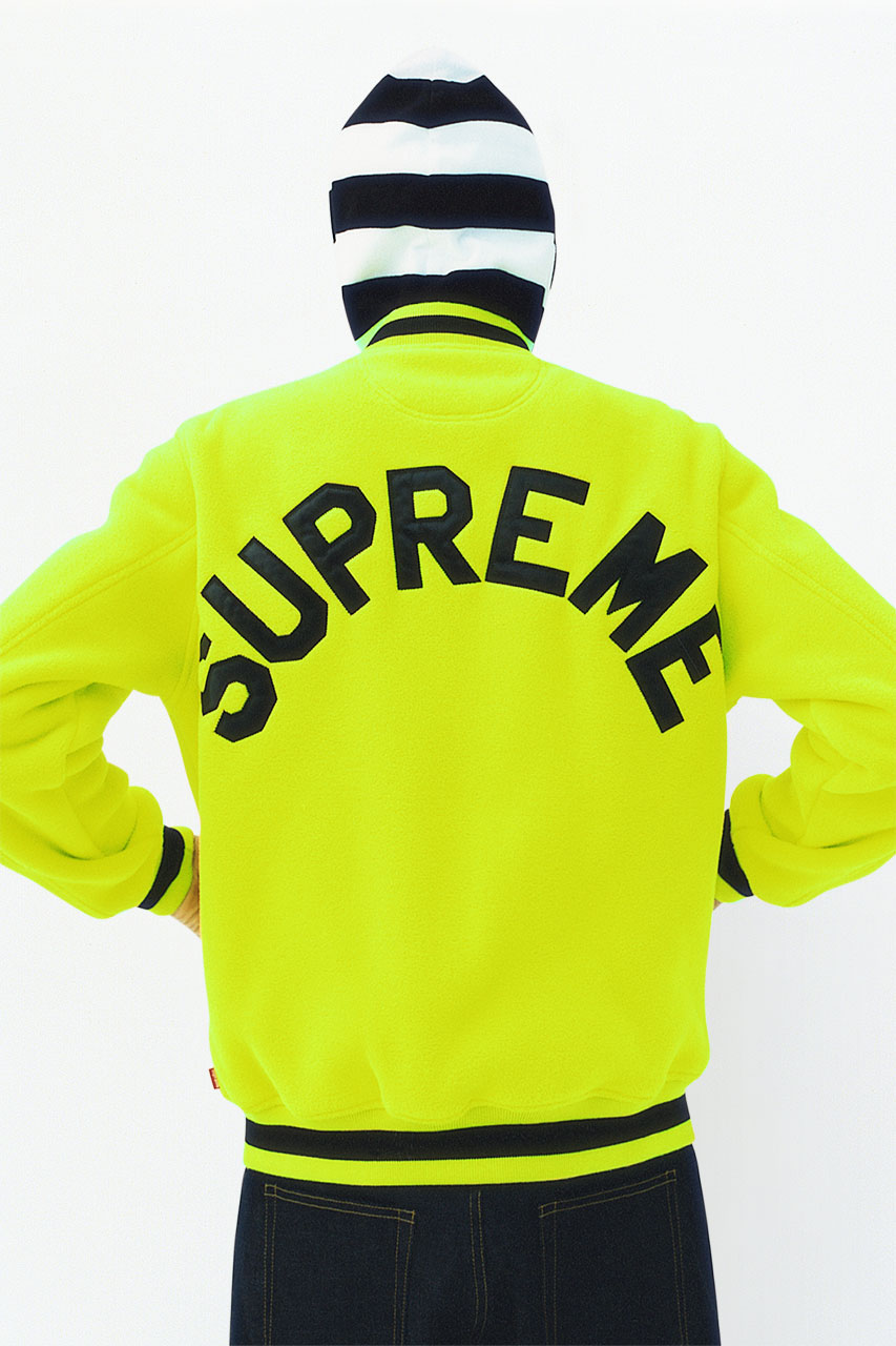 supreme 2014 fall winter lookbook