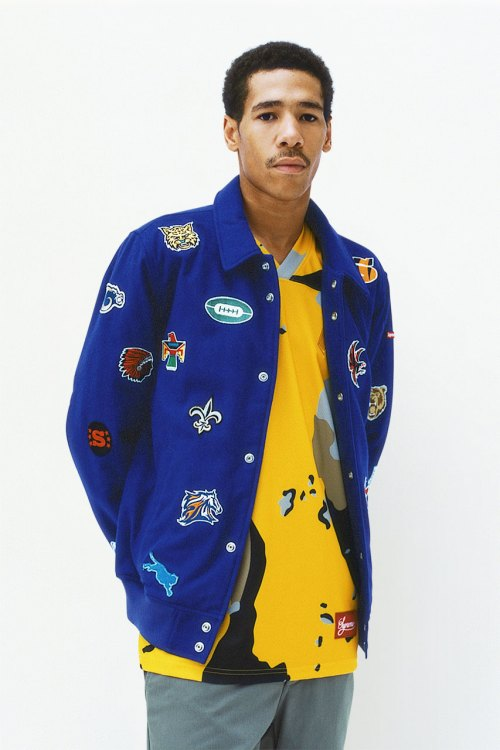 Supreme 2014 Fall/Winter Lookbook