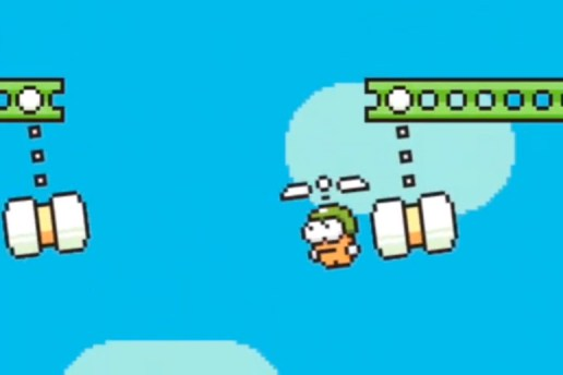 Flappy Bird Creator Dong Nguyen Returns with Swing Copters