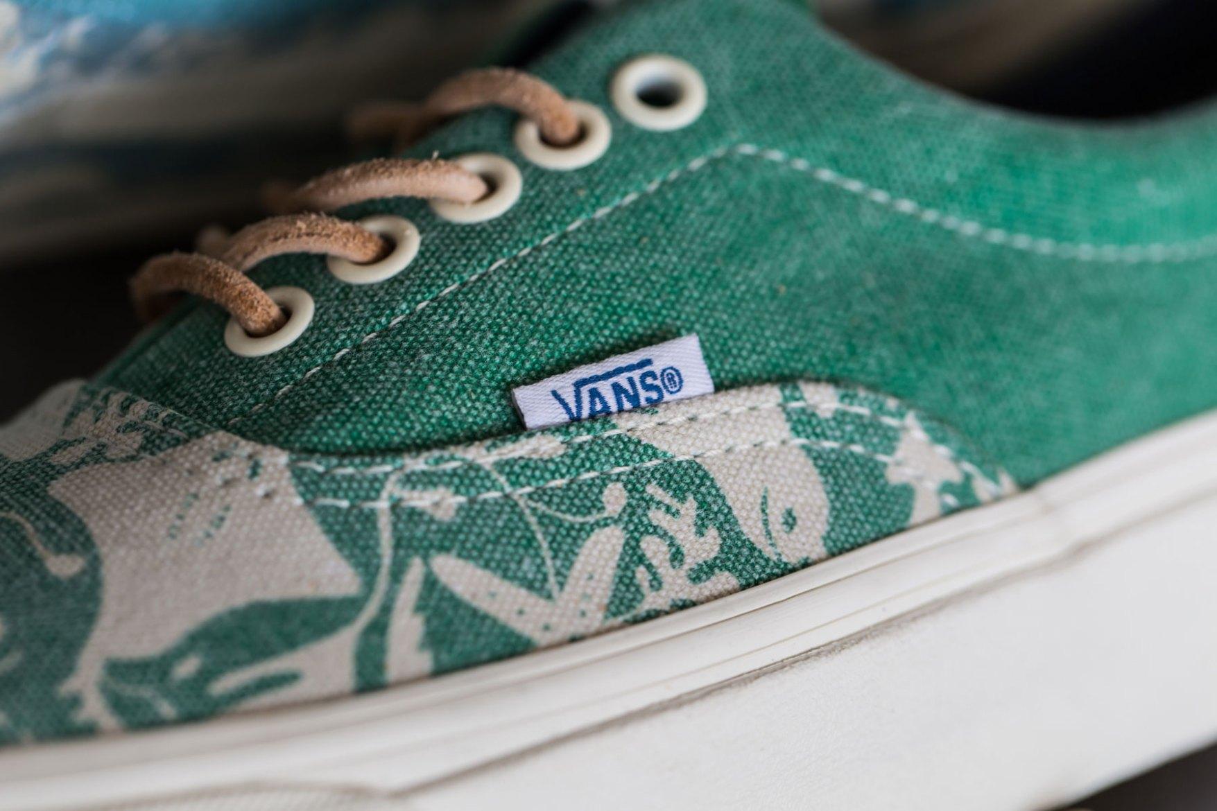 "Taka Hayashi x Vault by Vans TH ""Sea Life"" Pack"
