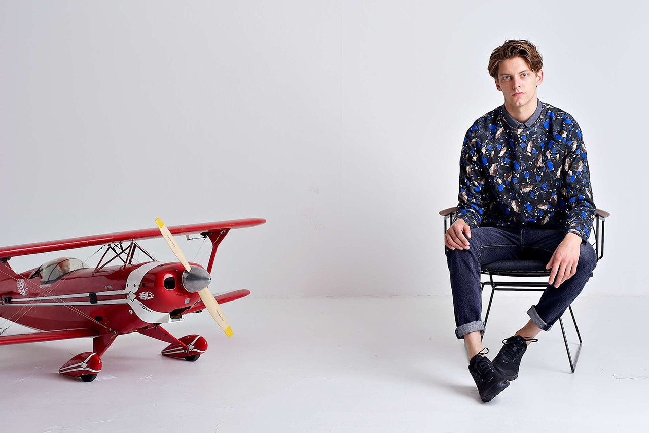 tenue de nimes 2014 fall winter lookbook
