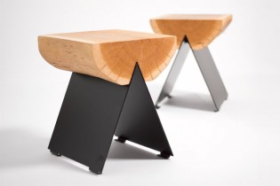 The 1/2 Stool by WITAMINA D