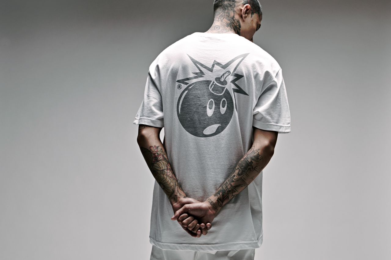 the hundreds diamond supply co and been trill create the white out capsule for pacsun