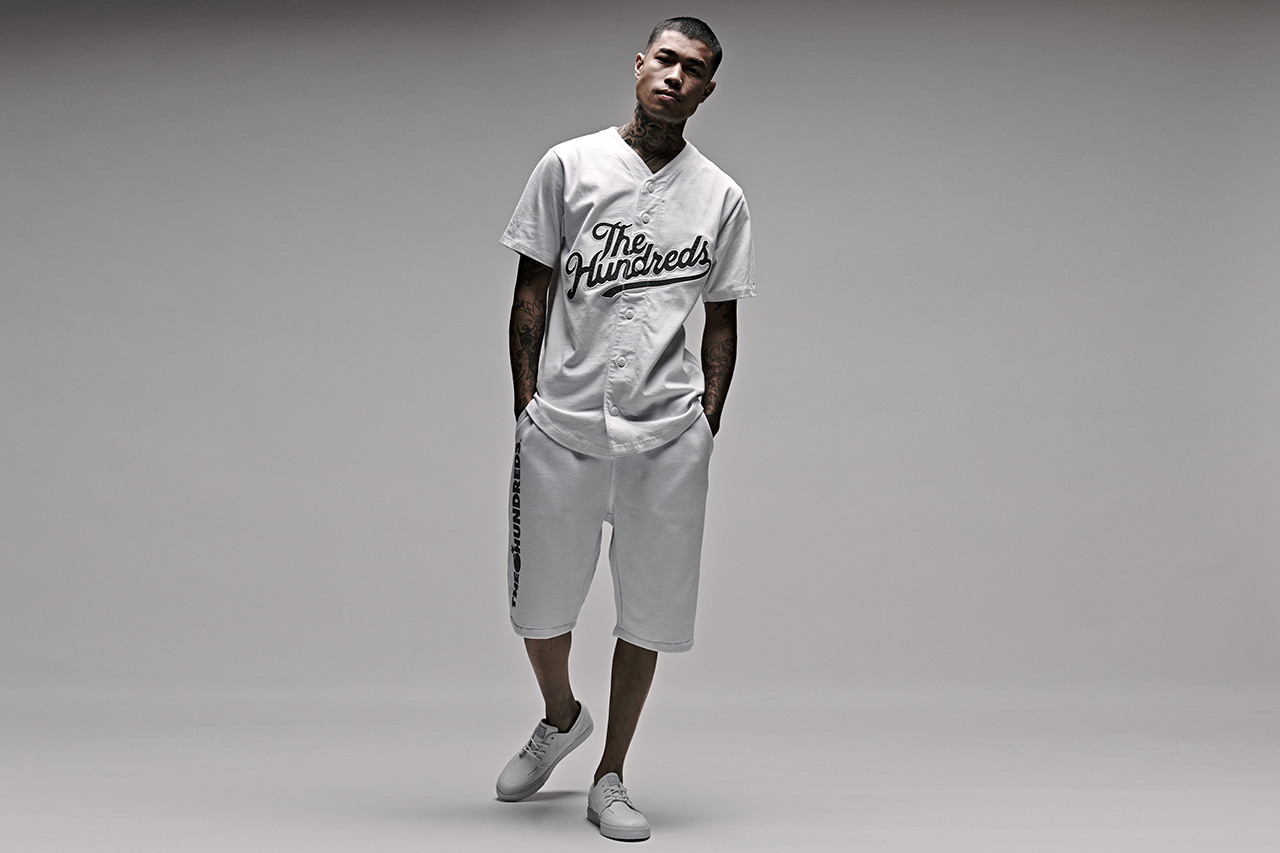 """The Hundreds, Diamond Supply Co. and Been Trill Create the """"White Out"""" Capsule for PacSun"""