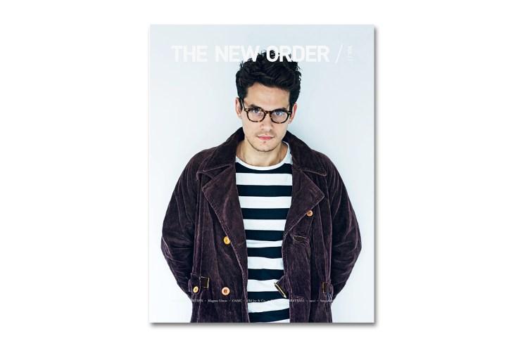 THE NEW ORDER Vol. 11 featuring John Mayer & Hiroshi Fujiwara