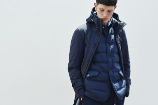 THE NORTH FACE PURPLE LABEL 2014 Fall/Winter Lookbook