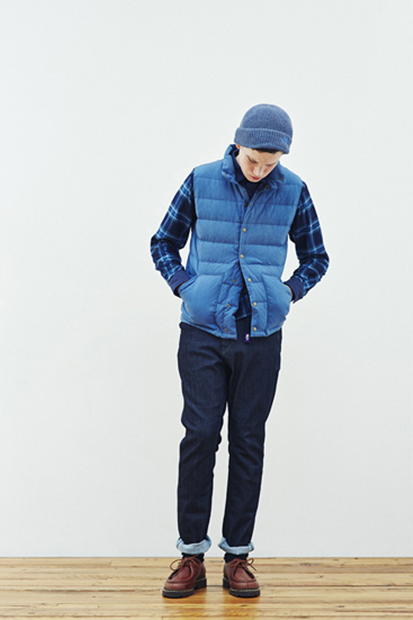 the north face purple label 2014 fall winter lookbook