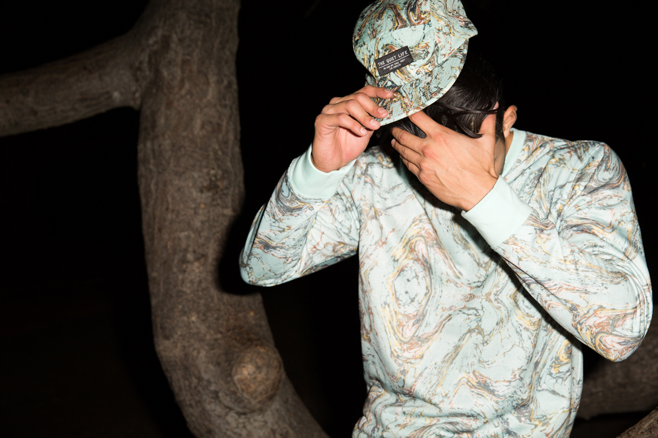 "The Quiet Life 2014 Fall/Winter ""At Night"" Lookbook"