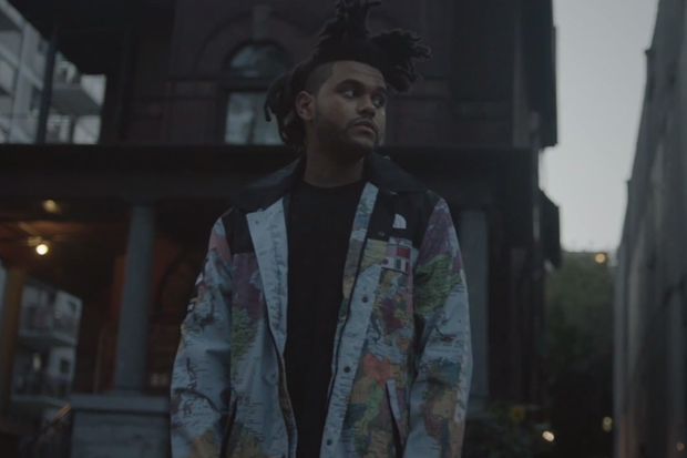 "The Weeknd ""King Of The Fall"" Music Video"