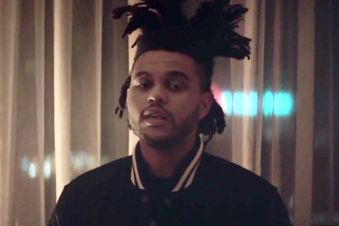 "The Weeknd ""Often"" Music Video"