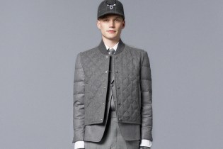 Thom Browne 2014 Fall/Winter Lookbook