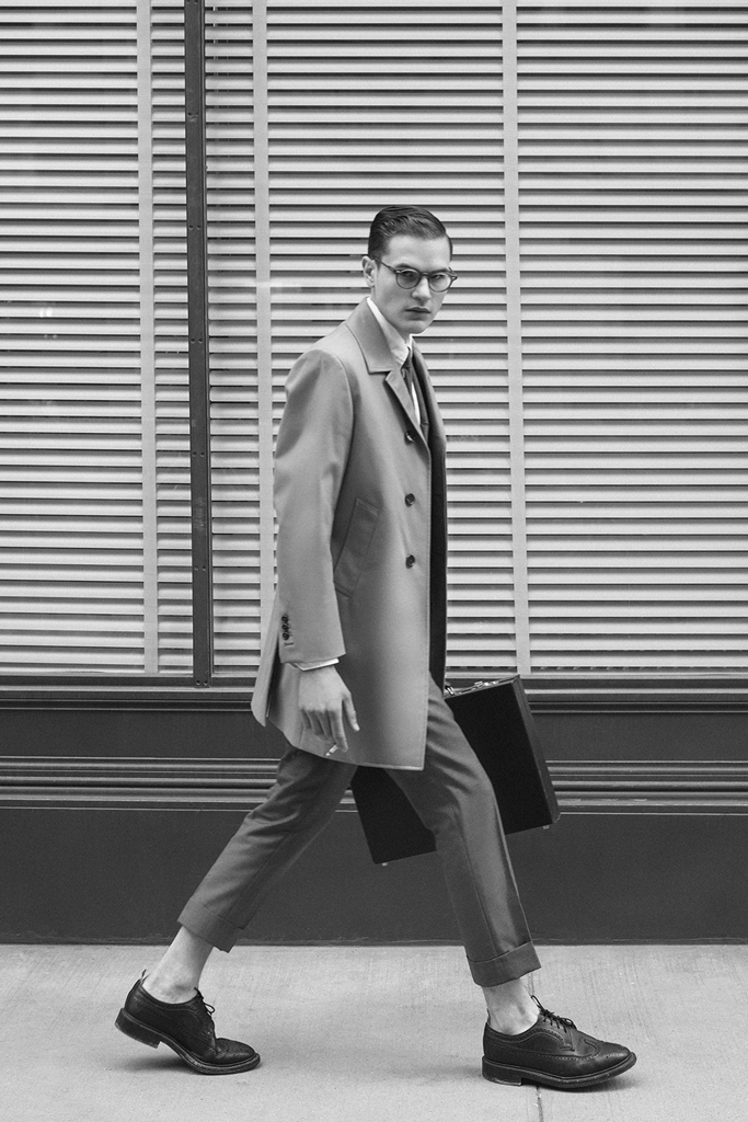 Thom Browne 2014 Fall Eyewear Collection