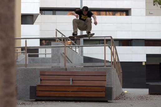 "Thrasher & DC Shoes Present Wes Kremer's ""Crusty By Nature"" Part"