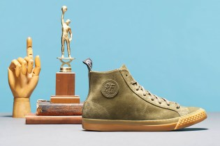 Todd Snyder x PF Flyers Rambler Suede Pack