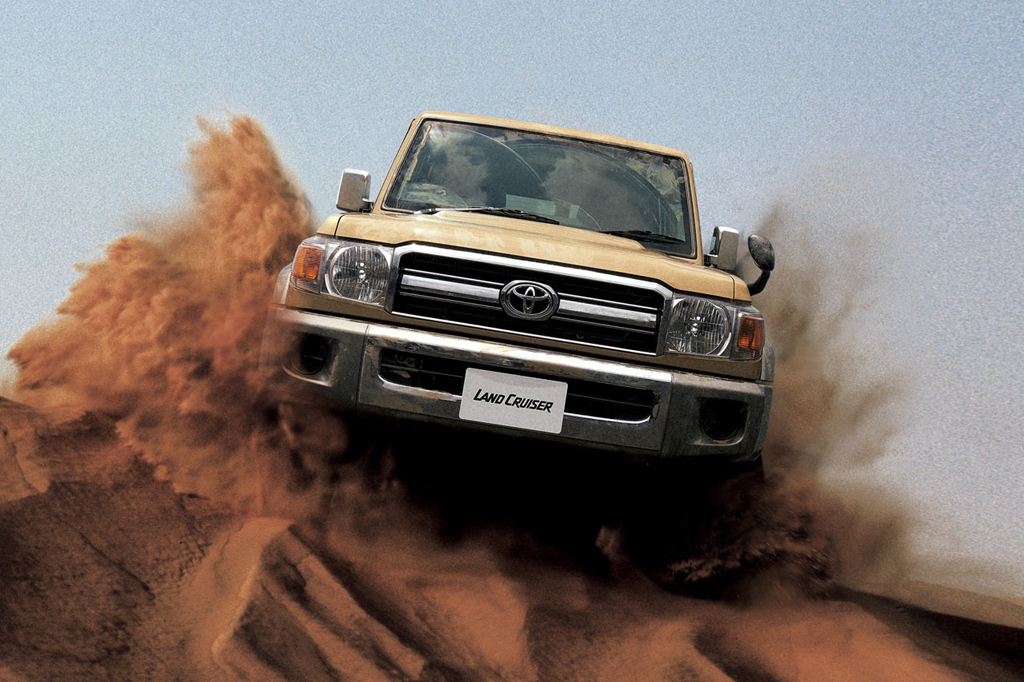 Toyota to Bring Back the Land Cruiser 70 for One Year Only in Japan