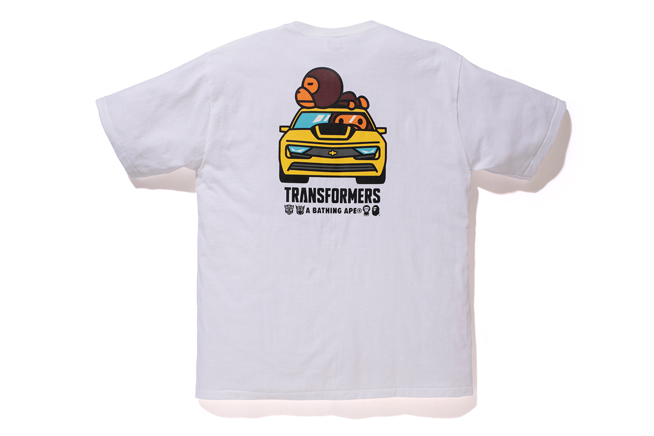 Transformers x A Bathing Ape 2014 Capsule Collection