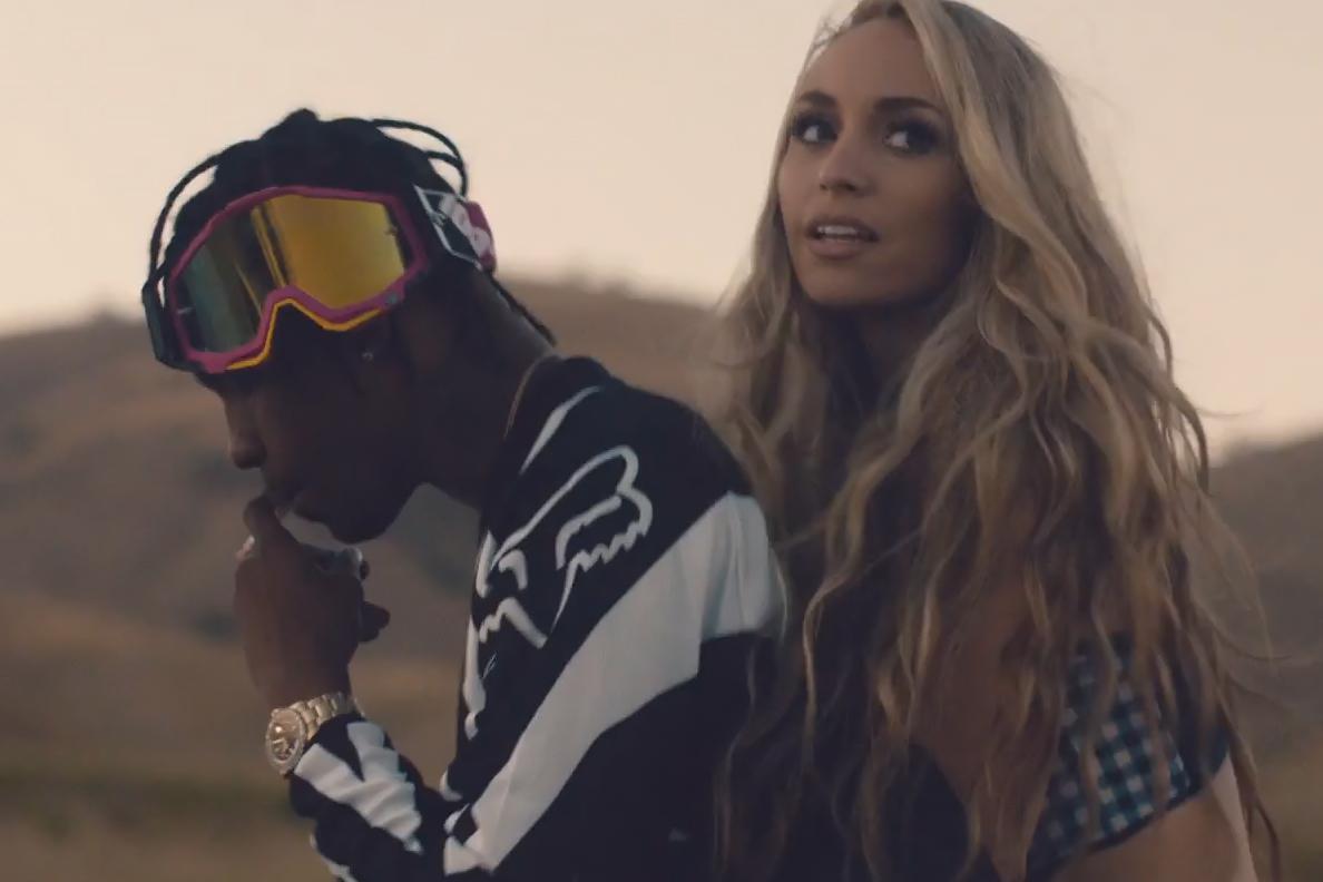 "Travi$ Scott feat. Big Sean & The 1975 ""Don't Play"" Music Video"