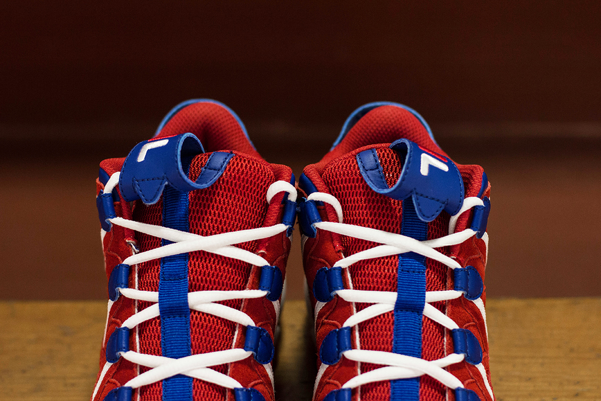 "UBIQ x Packer Shoes x FILA Spaghetti ""FILAdelphia"""