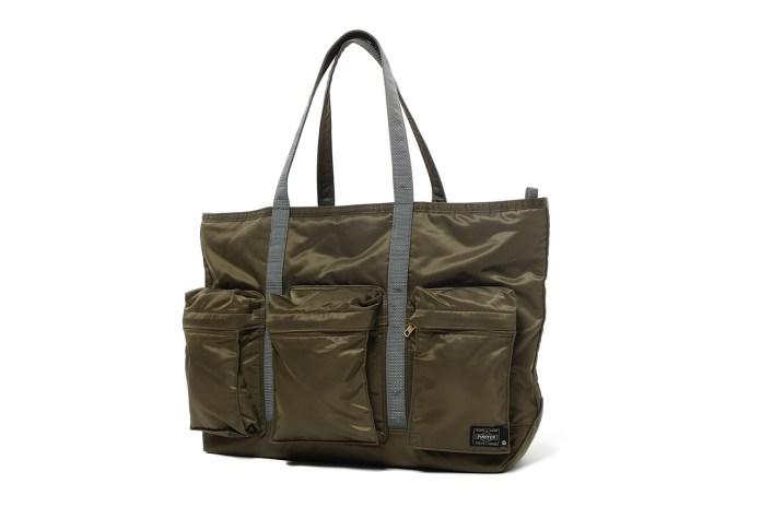UNDERCOVER x Porter 2014 Fall N6B02 Tote Bag