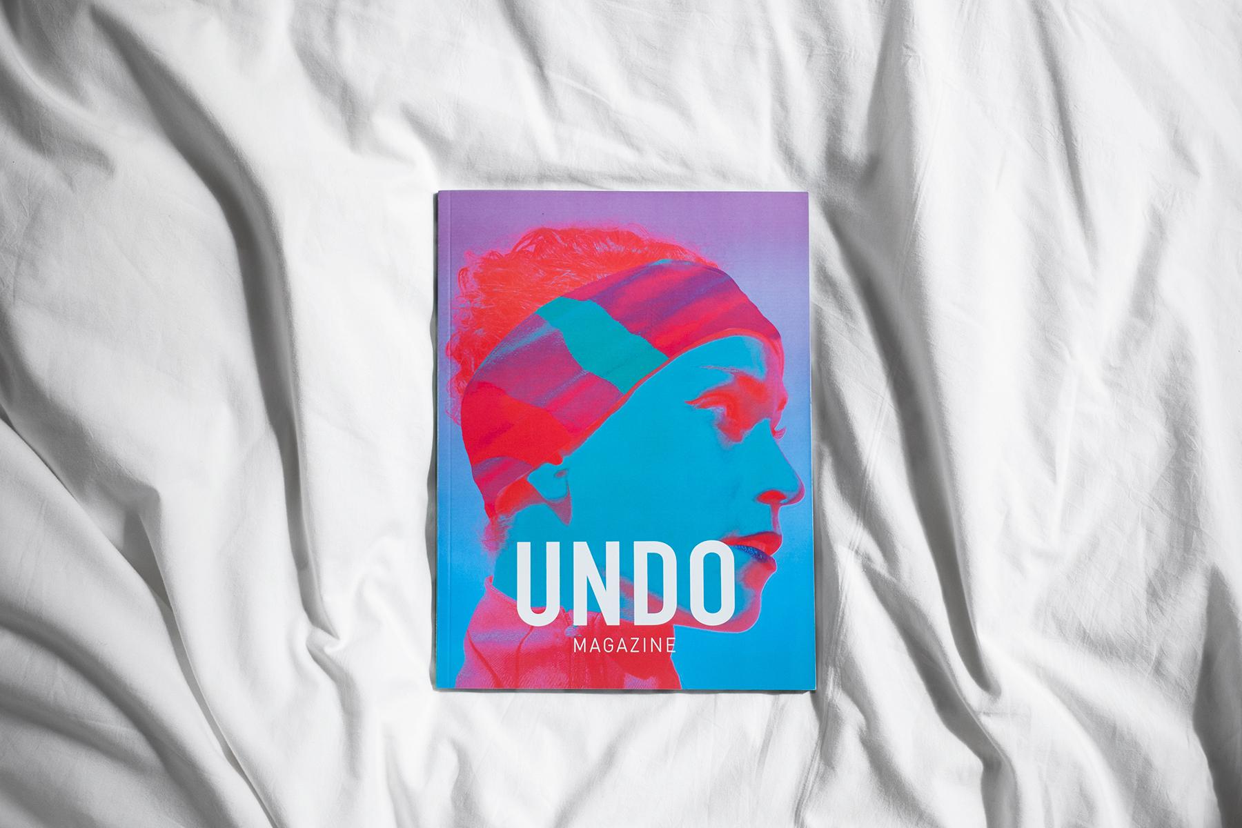 UNDO MAGAZINE Issue 01