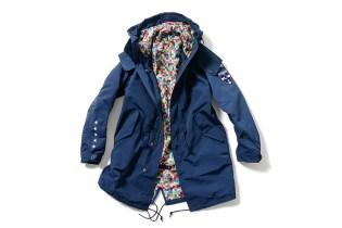 uniform experiment 2014 Fall/Winter Mods Coat