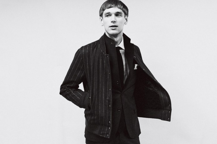 UNITED ARROWS 2014 Fall/Winter Lookbook
