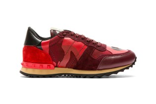 Valentino 2014 Fall/Winter Rockrunner Red/Black