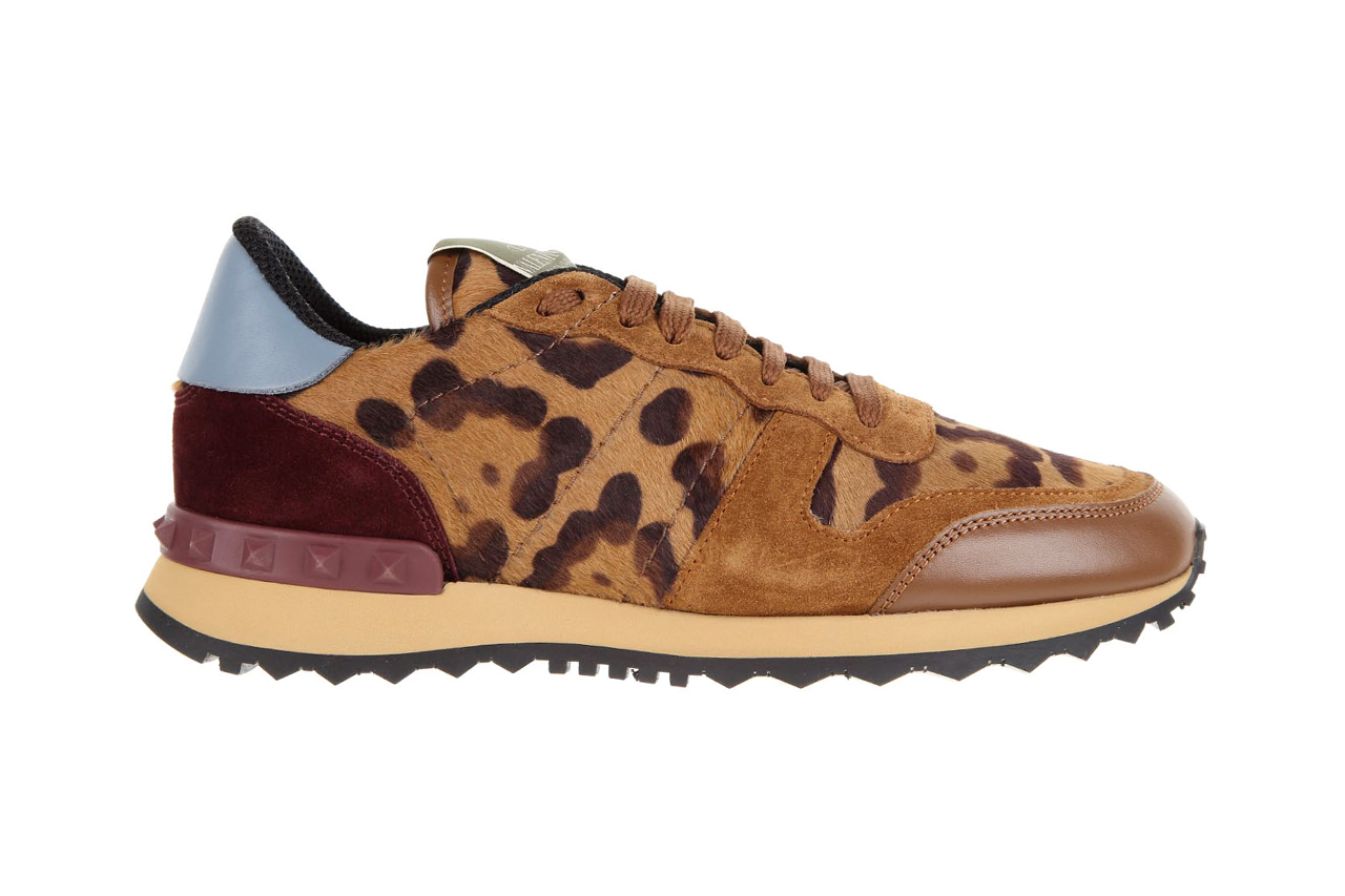 "Valentino 2014 Fall/Winter Rockrunner ""Leopard"""