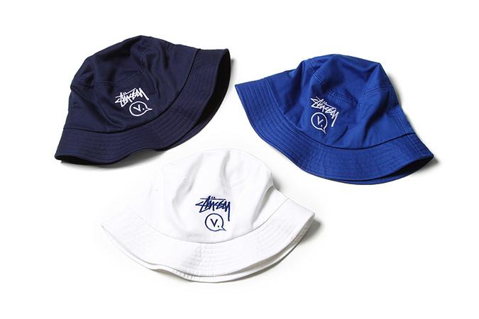 VANQUISH x Stussy 2014 Fall/Winter Bucket Hat