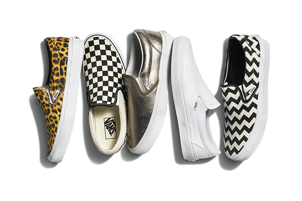 Vans 2014 Fall Classic Slip-On