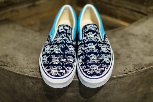 Vans BILLY'S ENT Exclusive V98R PIRATES