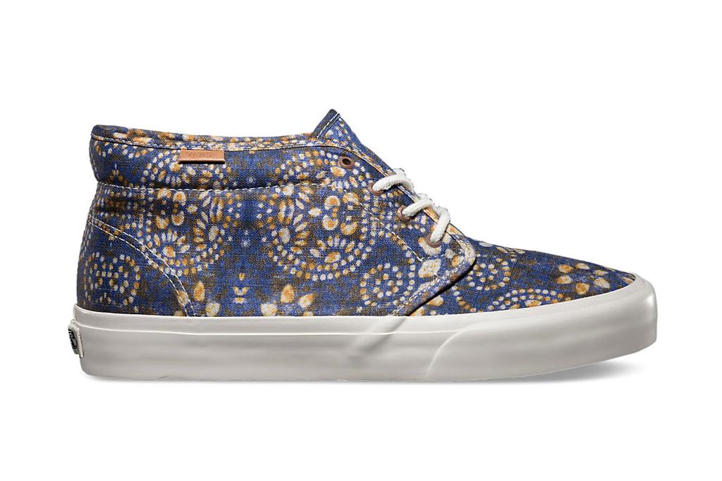 vans california 2014 summer batik pack