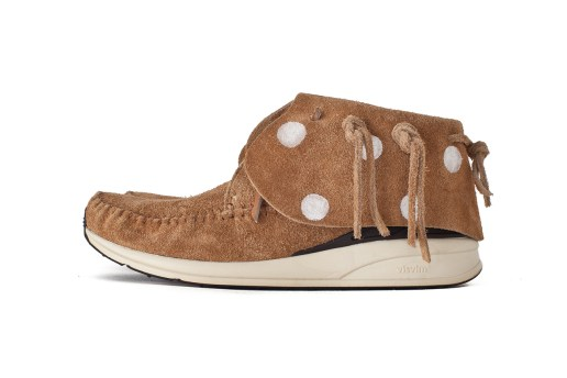 visvim FBT JP HAND PAINT CUSTOM *Dover Street Market London Exclusive
