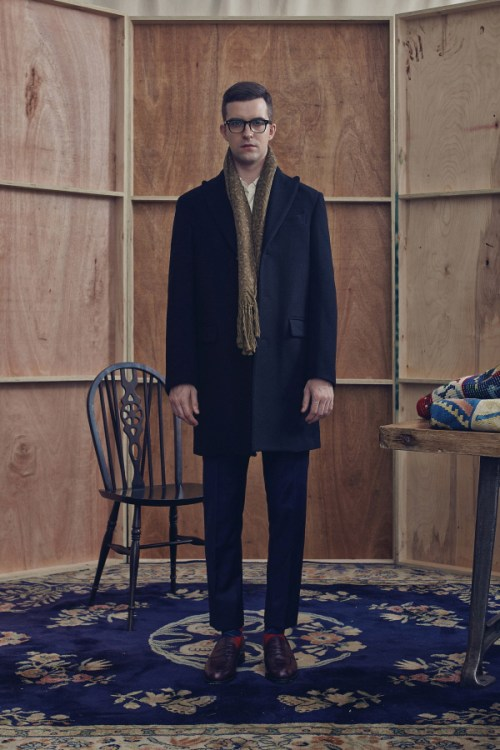 "VIVASTUDIO 2014 Fall/Winter season ""GRAFT"" Collection"