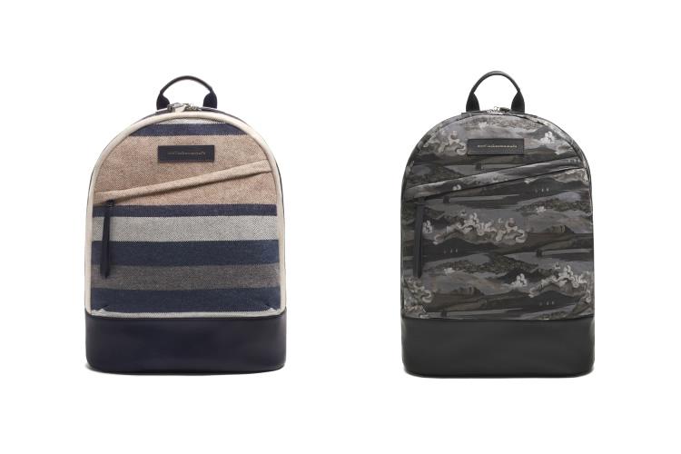 want les essentiels de la vie 2014 fall winter kastrup backpacks